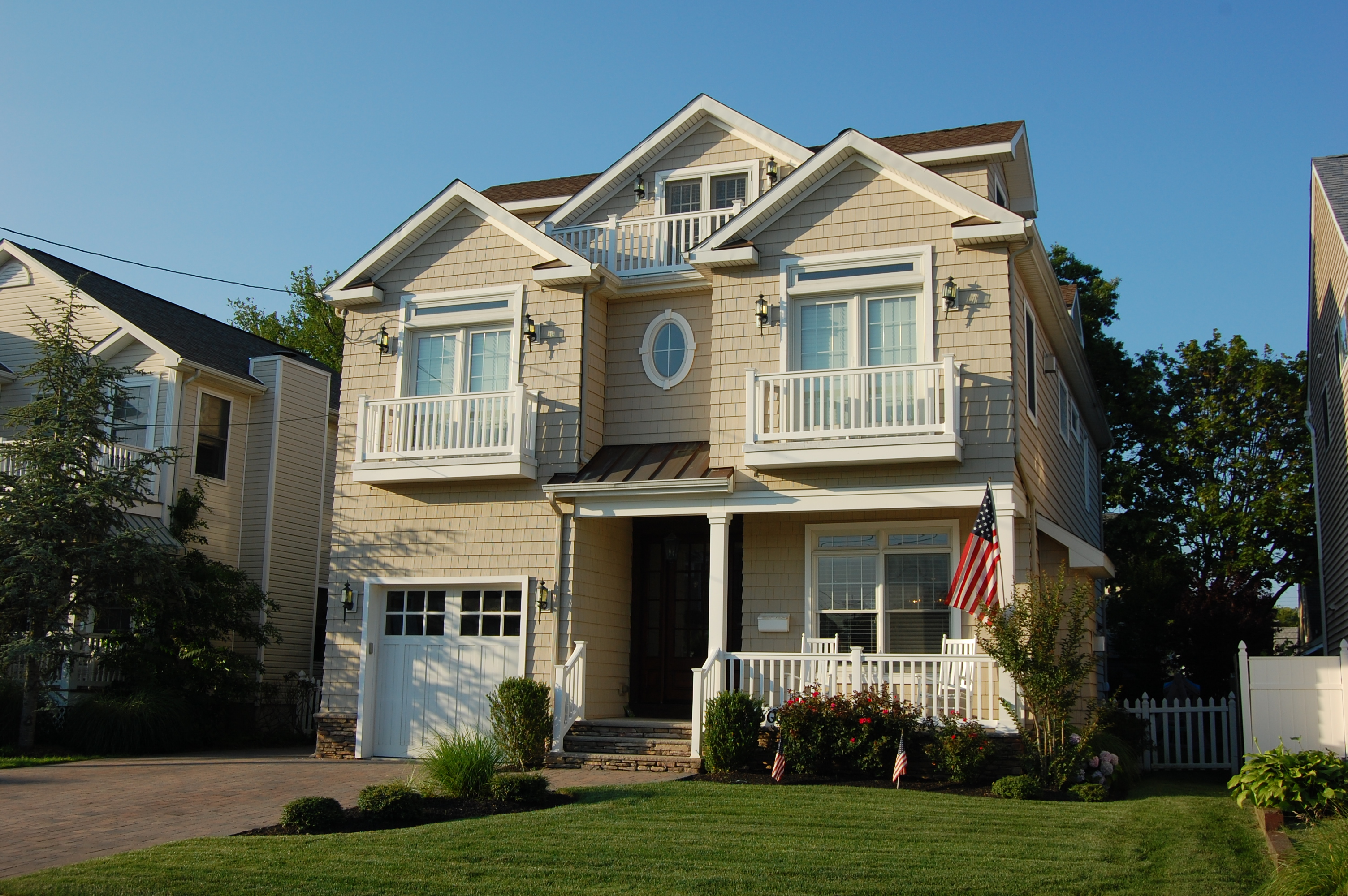 Single Family Home for Sale at Beautifully Appointed Home! 360 River Place Manasquan, New Jersey 08736 United States