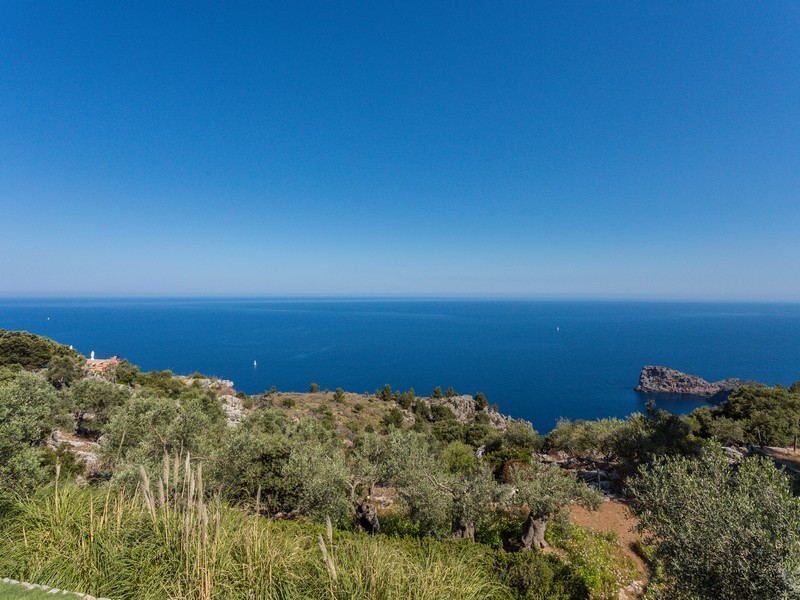 Property Of House on the coast of Deia overlooking Sa Foradada