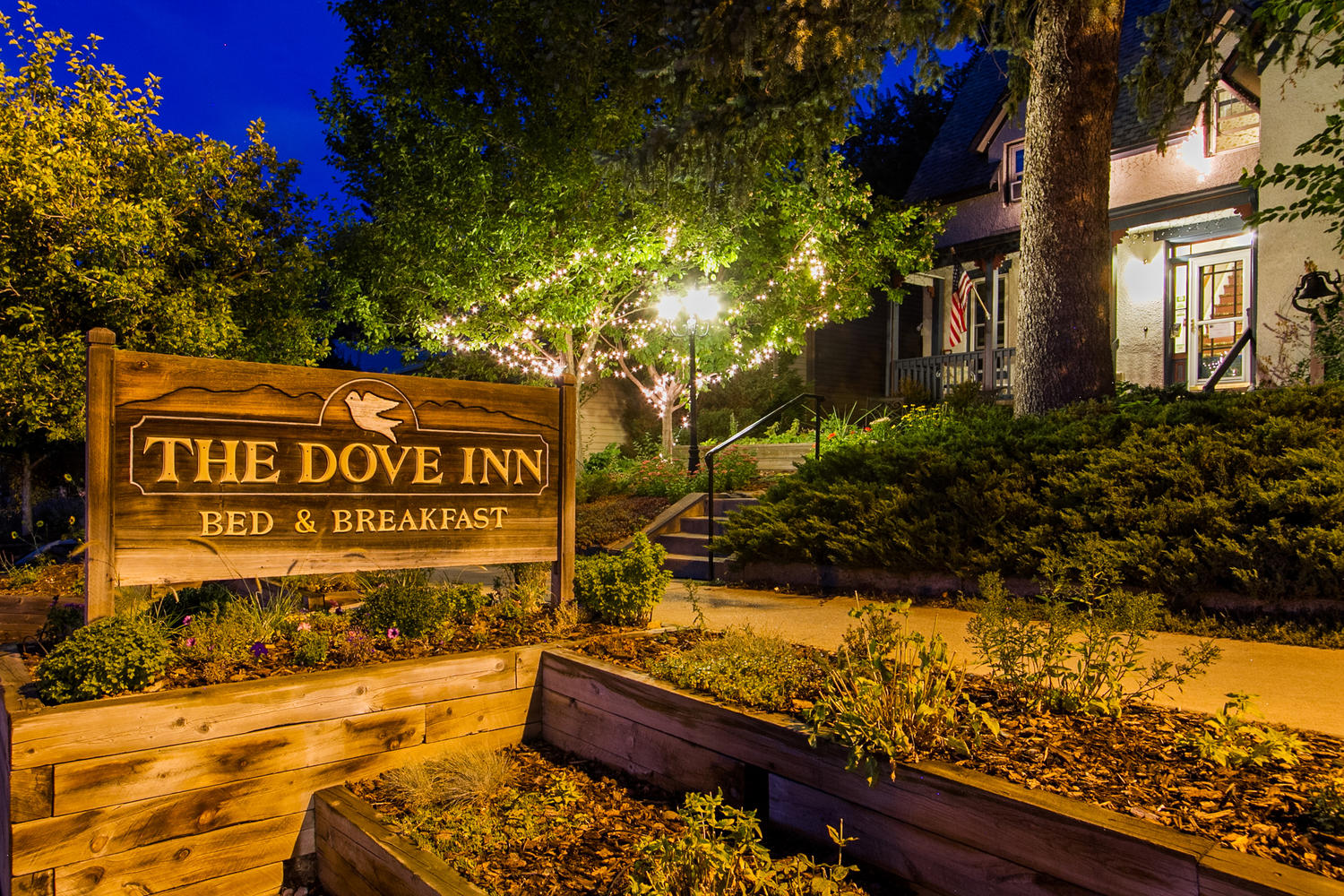 sales property at The Dove Inn