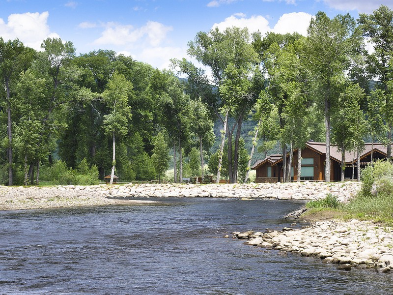 Single Family Home for Sale at Elk River Ranch 25563 RCR 54 Steamboat Springs, Colorado, 80487 United States