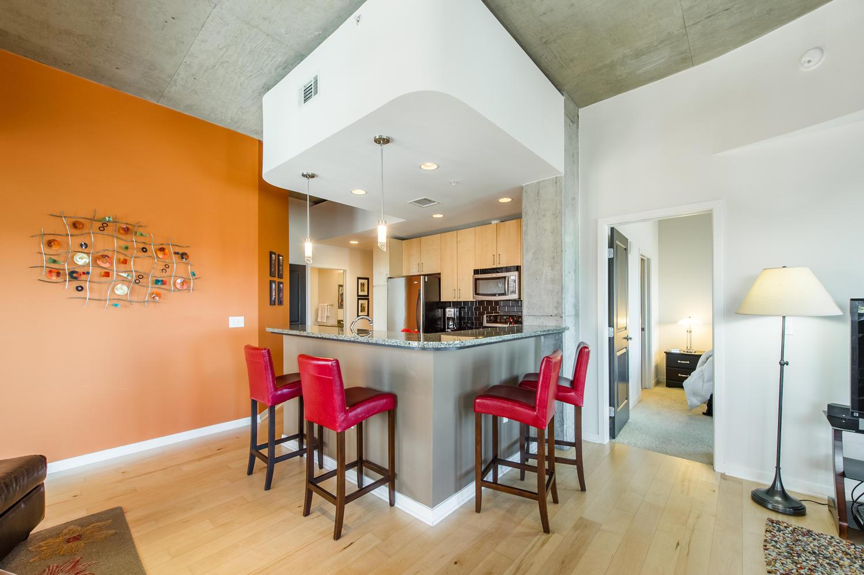 Condominium for Sale at 1700 Bassett Street #501 Denver, Colorado, 80202 United States