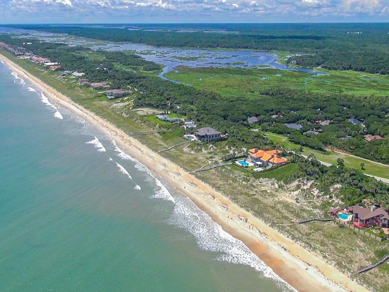 Terreno per Vendita alle ore Ponte Vedra Lots 1125/1127 Ponte Vedra Blvd. Ponte Vedra Beach, Florida, 32082 Stati Uniti