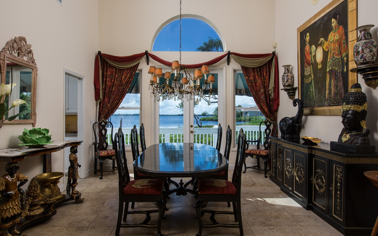 sales property at Exceptional Riverfront Home