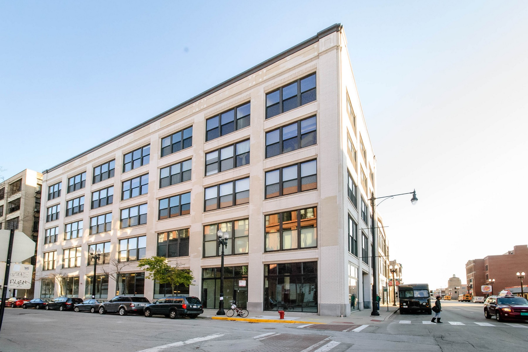 Condominium for Sale at South Loop Gem 2303 S Michigan Avenue Unit 210 Near South Side, Chicago, Illinois 60616 United States