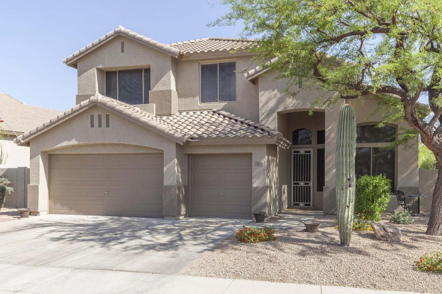 Nhà ở một gia đình vì Bán tại Grayhawk four bedroom home. 7803 E PHANTOM WAY Scottsdale, Arizona 85255 Hoa Kỳ
