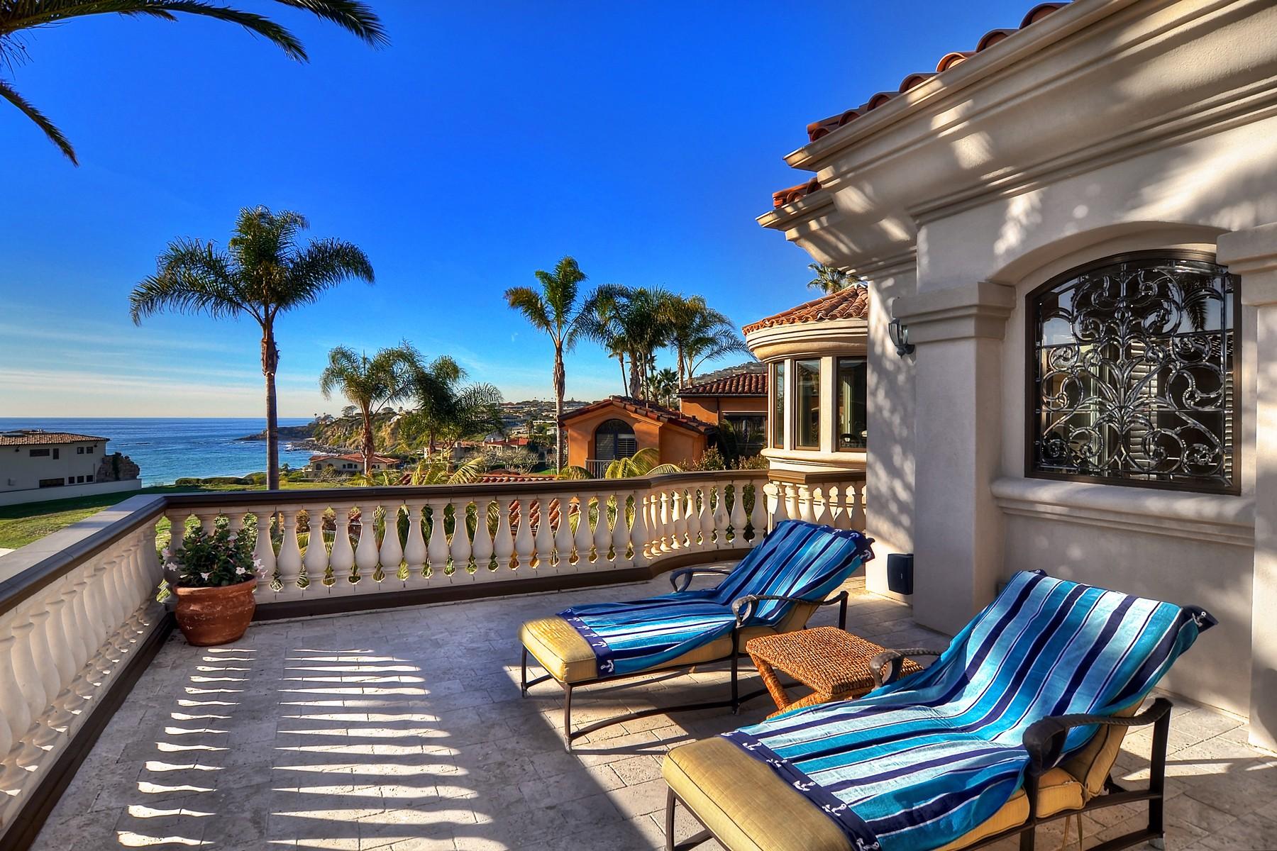 Moradia para Venda às 81 Ritz Cove Drive Dana Point, Califórnia, 92629 Estados Unidos