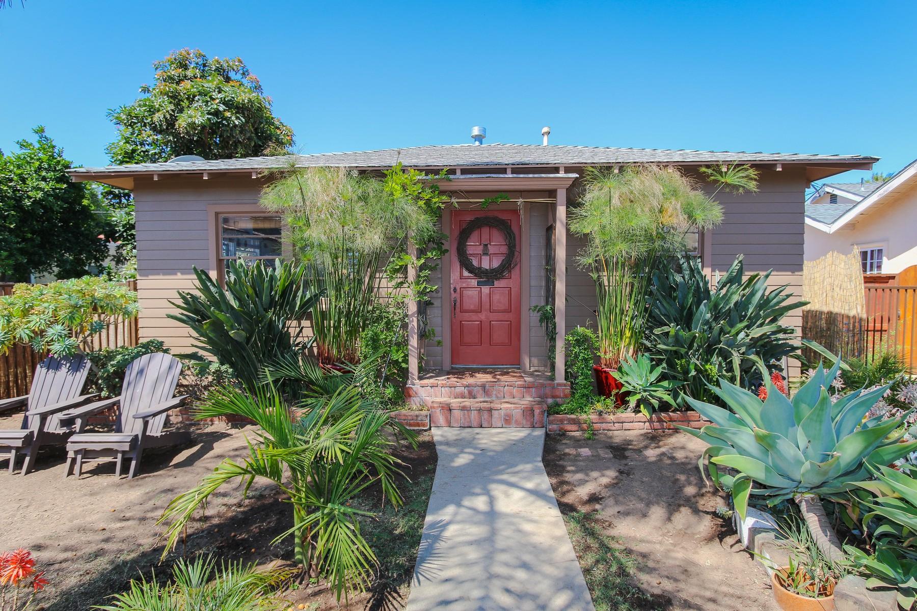 Casa Unifamiliar por un Venta en 515 S. Ditmar Street Oceanside, California 92054 Estados Unidos