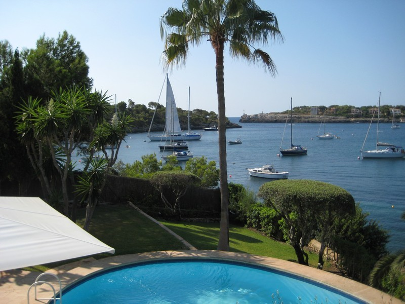 Multi-Family Home for Sale at Seafront Villa in Porto Petro Porto Petro, Mallorca, 07691 Spain