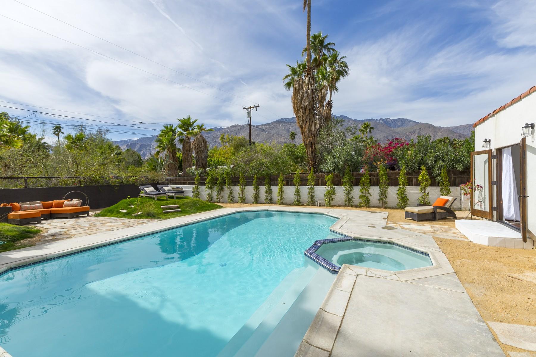단독 가정 주택 용 매매 에 1145 East El Alameda Palm Springs, 캘리포니아, 92262 미국