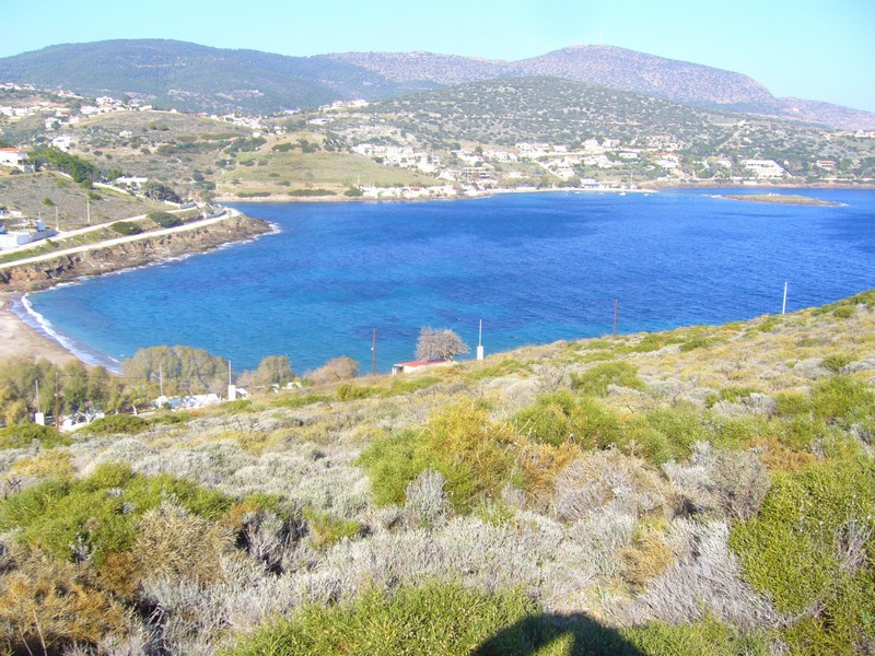 Land for Sale at 33.36 Acres Sea Front Land in East Attica Keratea, East Athens, Attika Keratea, Attiki, 19001 Greece