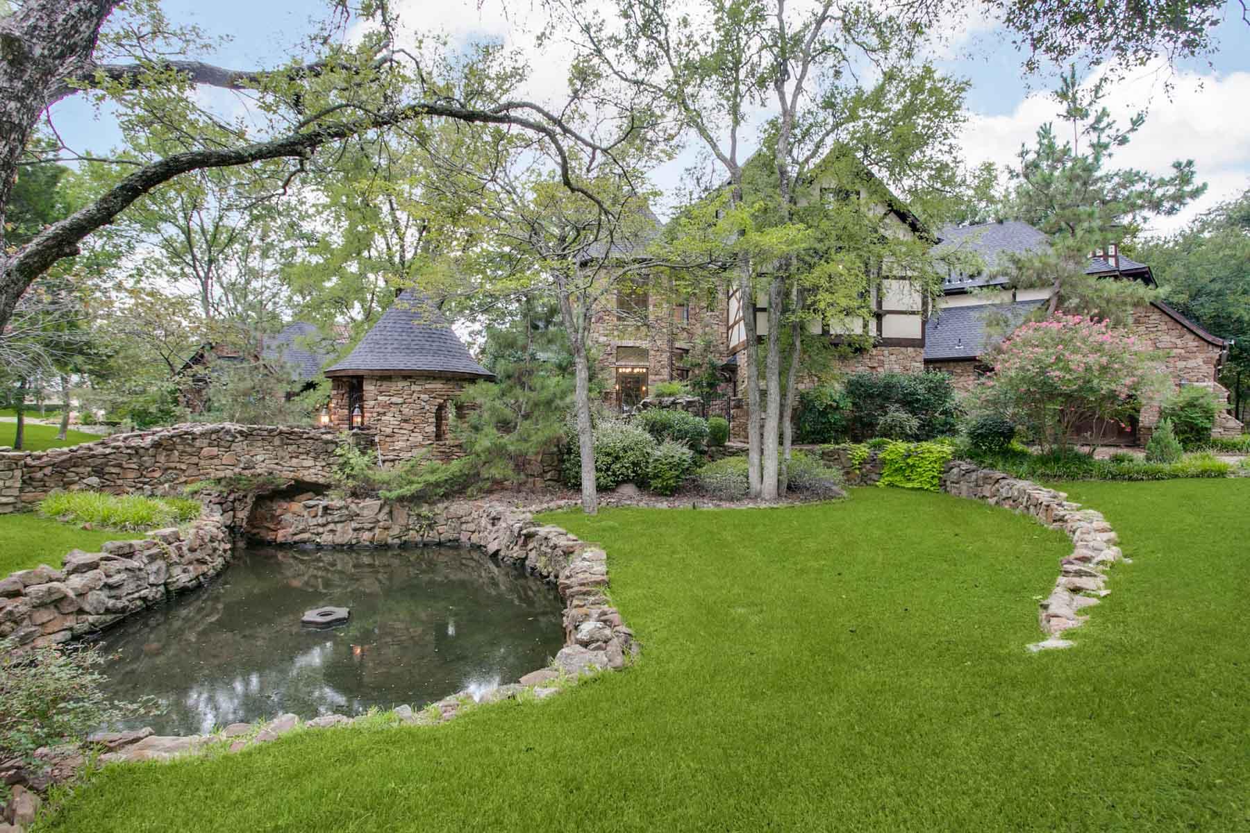 Single Family Home for Sale at Tour 18 Estates Tudor 4605 Tour 18 Dr. Flower Mound, Texas 75022 United States