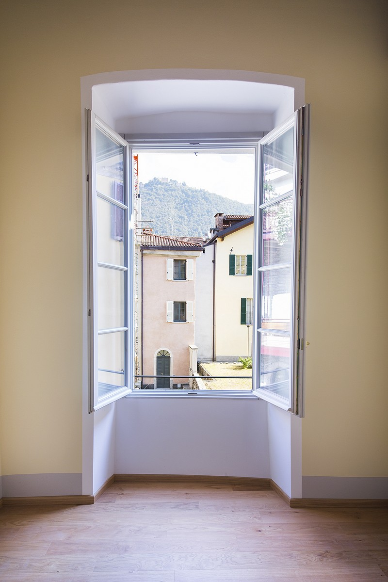 Additional photo for property listing at Newly built apartment in the historic center of Como Via Cinque Giornate Como, Como 22100 Italie