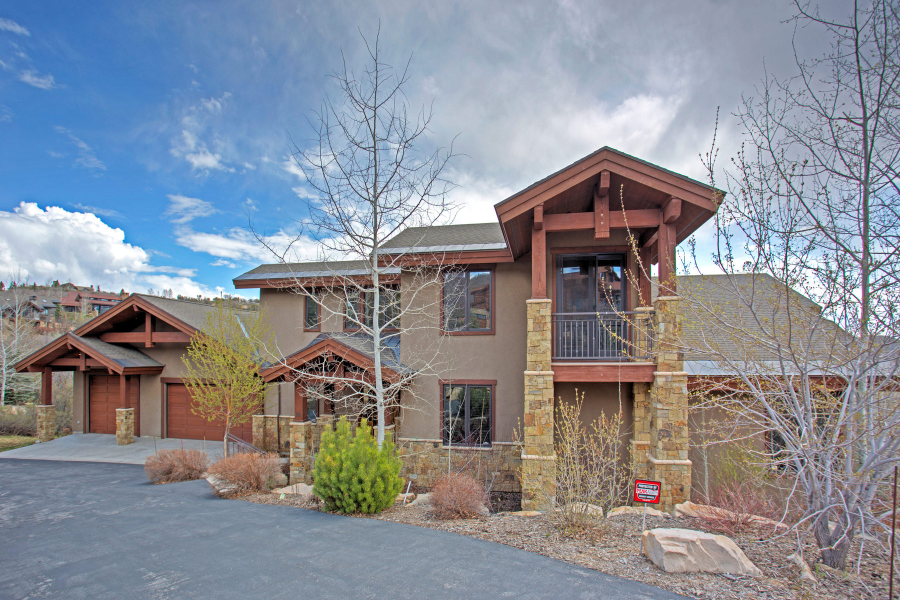 Single Family Home for Sale at Exceptional Custom Built Home in Eagle Pointe 16 Eagle Landing Ct Park City, Utah 84060 United States