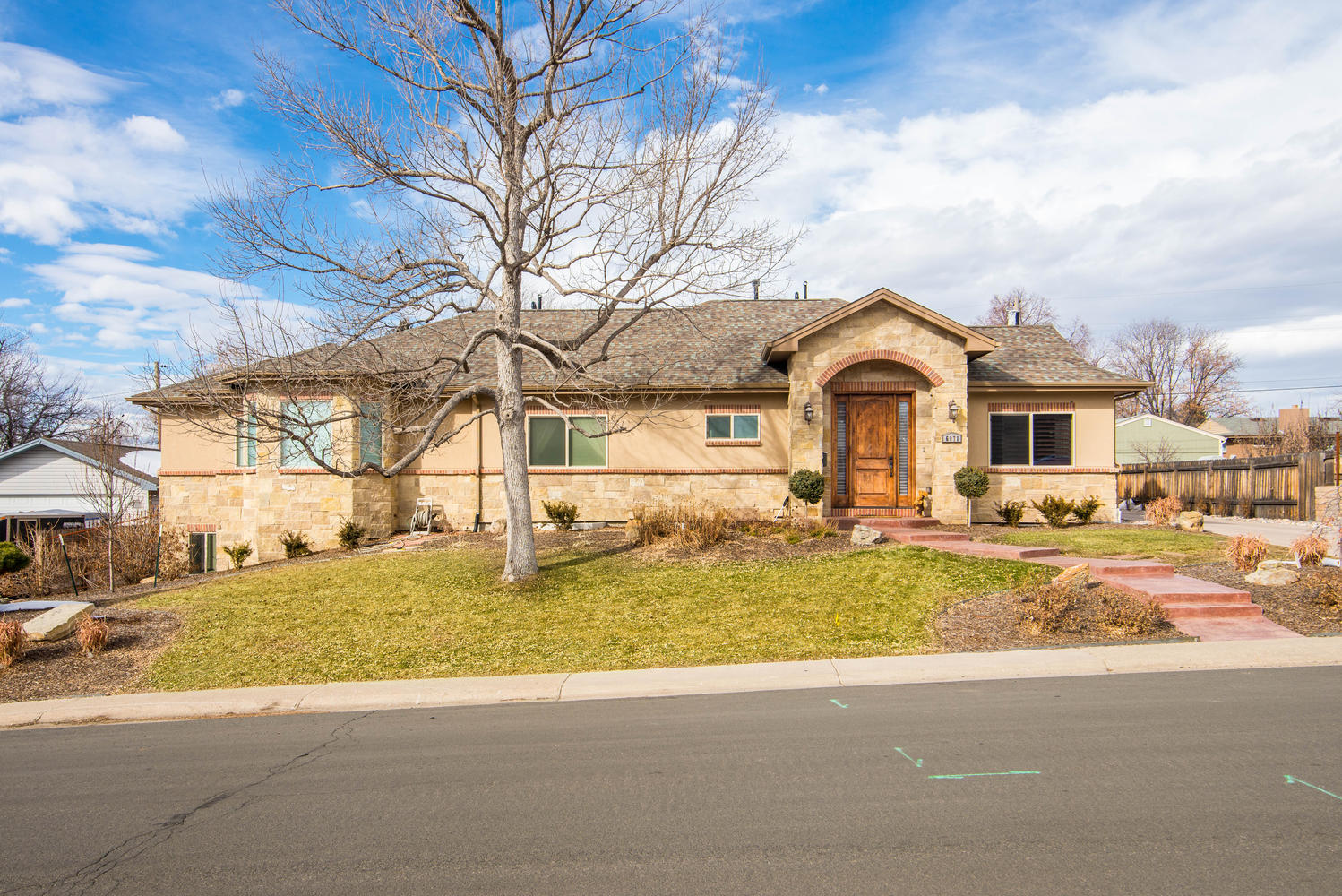 sales property at Meticulously maintained custom built ranch
