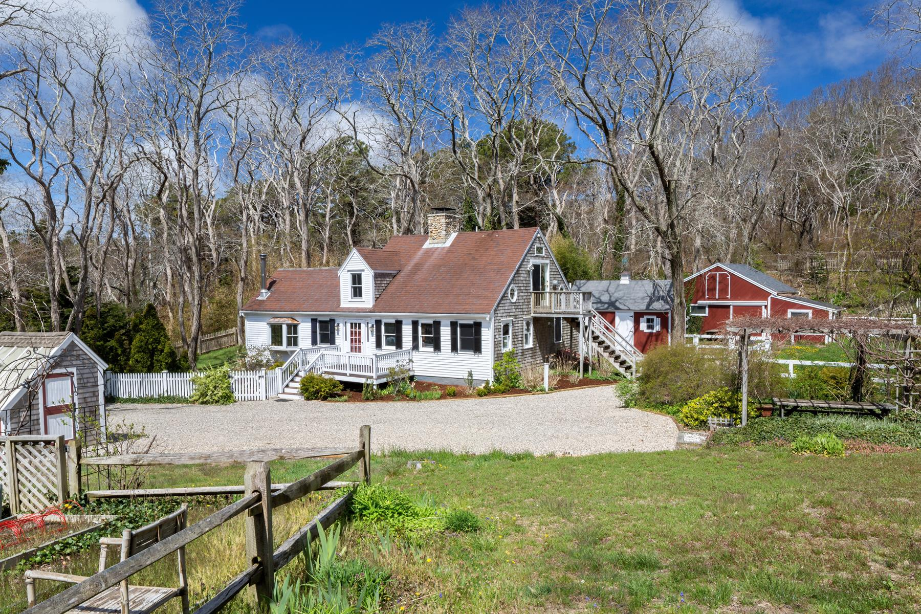 sales property at Once upon a farm