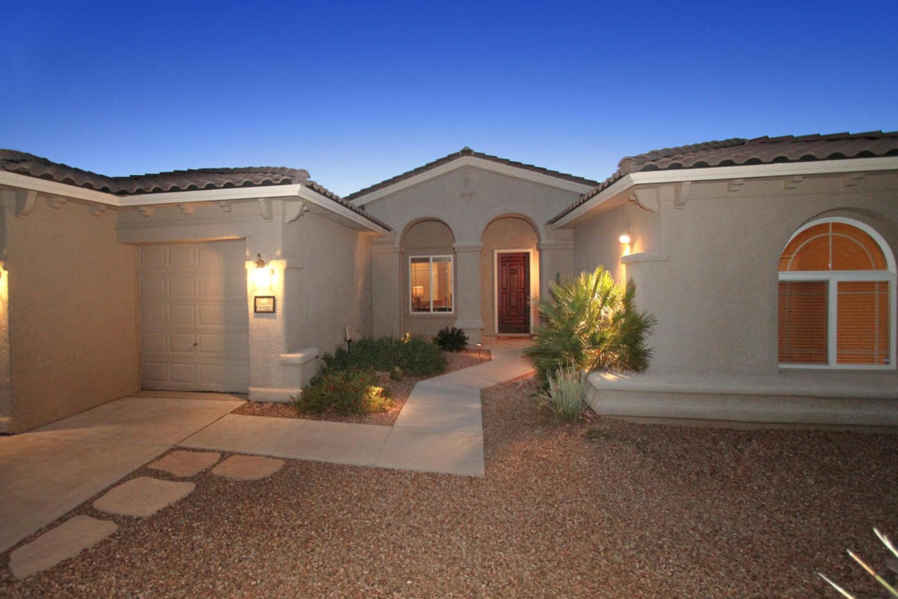 단독 가정 주택 용 매매 에 Immaculate Oro Valley Home move-in ready 12771 N Morgan Ranch Road Oro Valley, 아리조나, 85755 미국