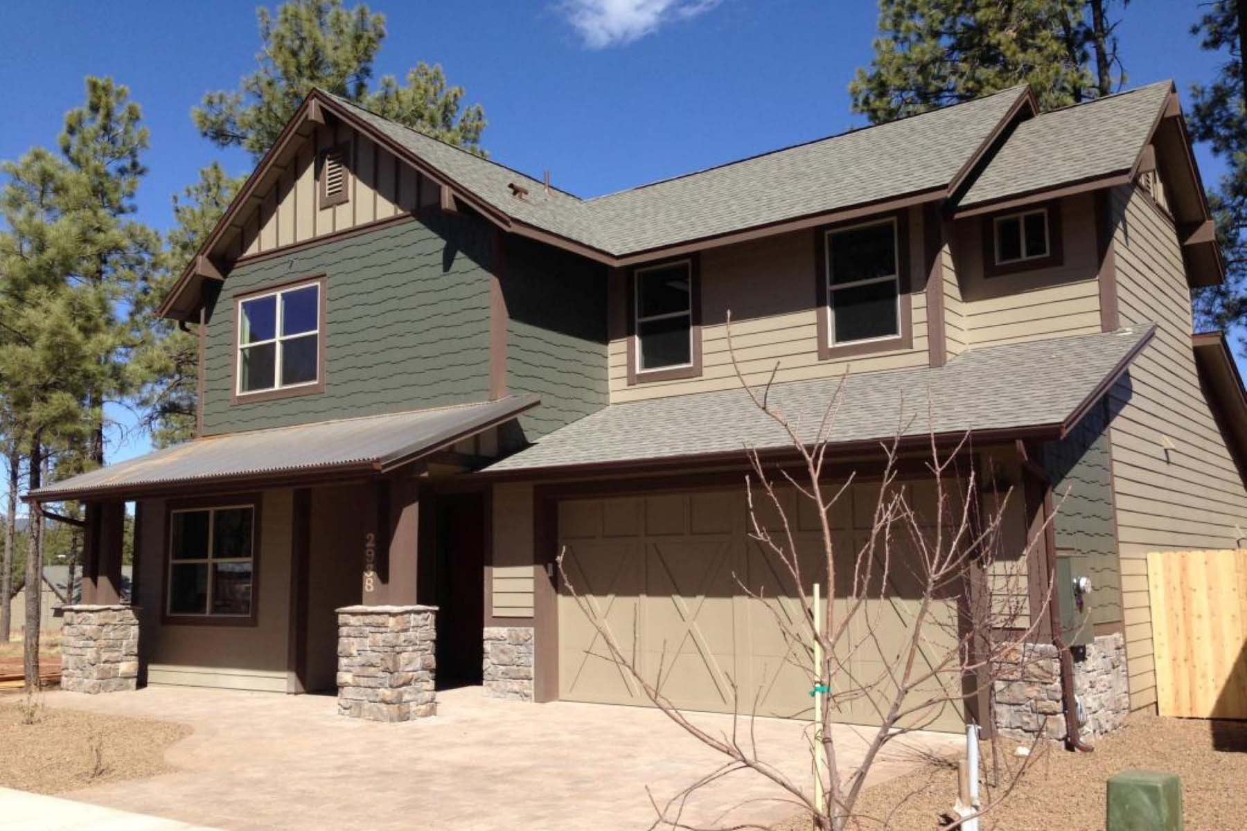 Single Family Home for Sale at Quality construction built by Miramonte Homes. 1667 Plan B Miramonte Homes Presidio Flagstaff, Arizona 86001 United States