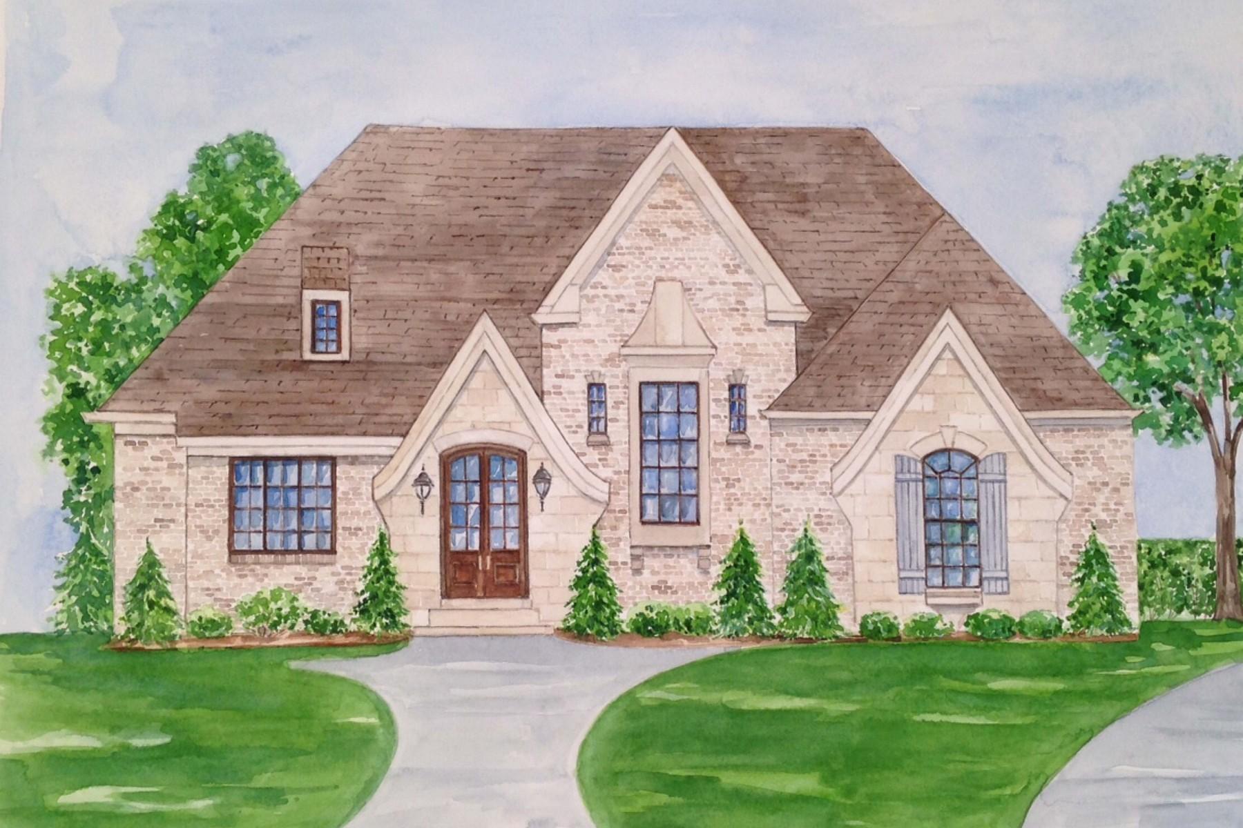 Maison unifamiliale pour l Vente à 28 Spring Mist Court (Proposed Build) Prospect, Kentucky 40059 États-Unis