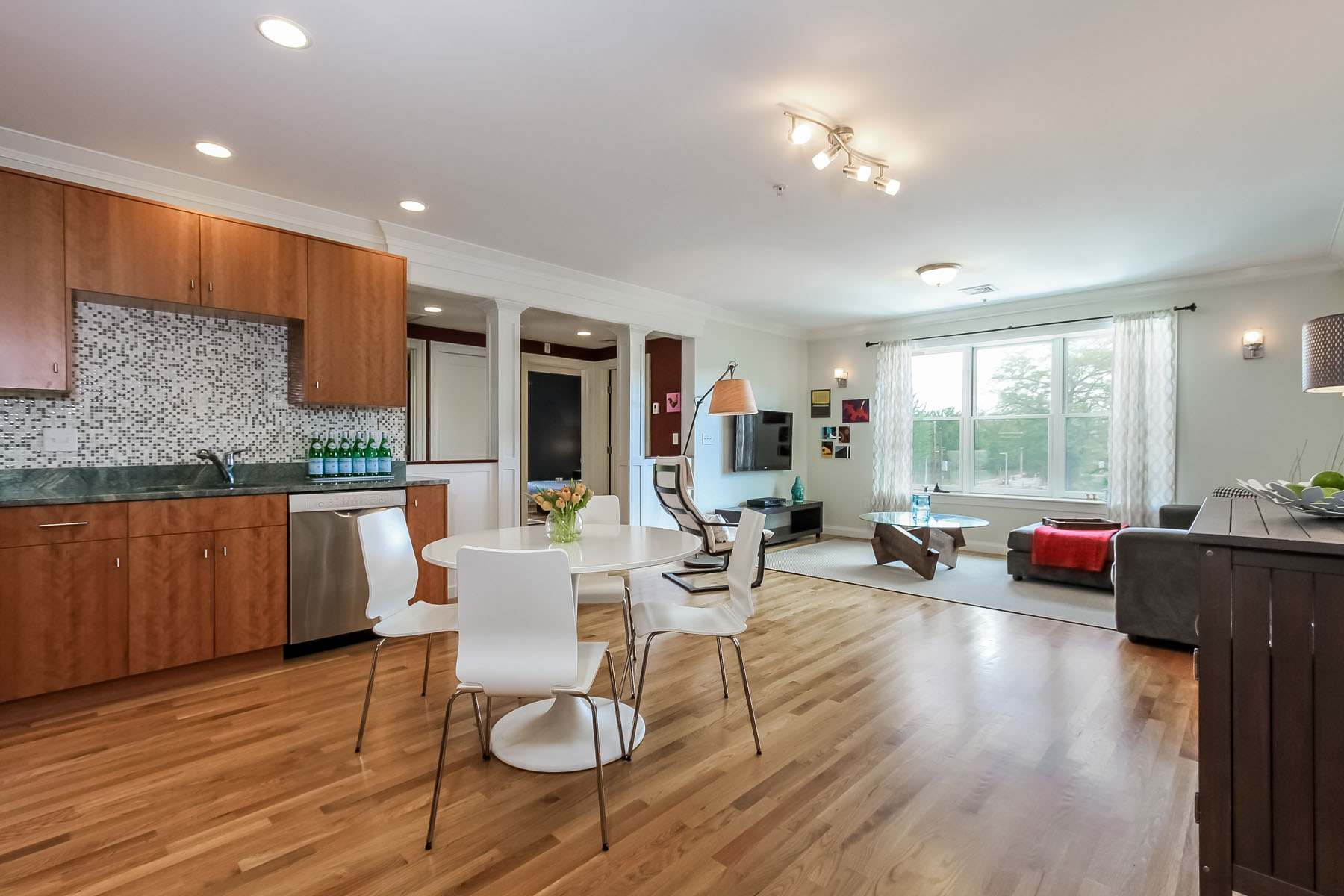 Condominium for Sale at Bartlett Square 156 Green Street #201 Jamaica Plain, Boston, Massachusetts 02130 United States