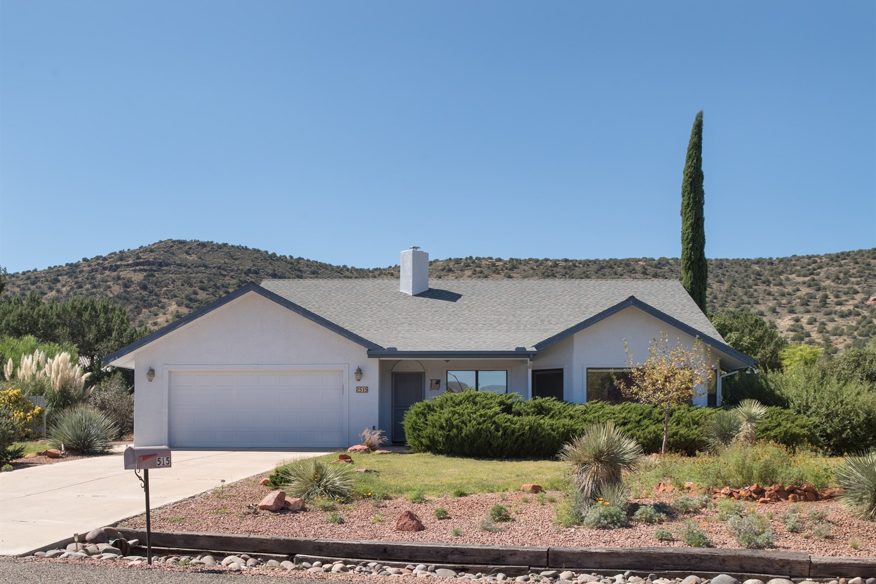 sales property at Lovely single story home with red rock views