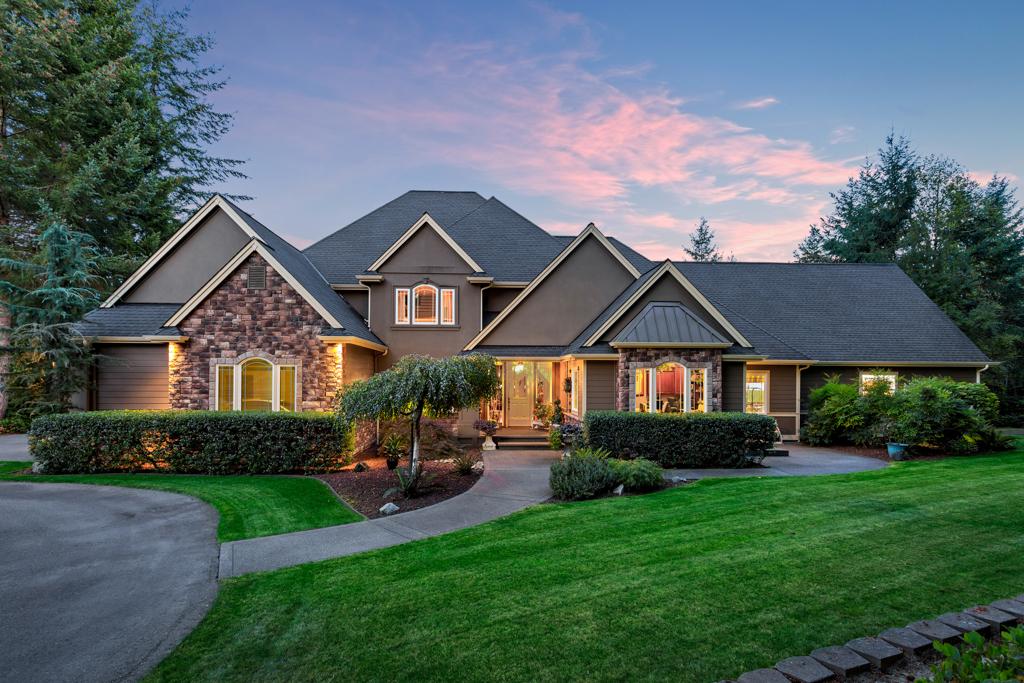 sales property at Eagle Crest Estate Home