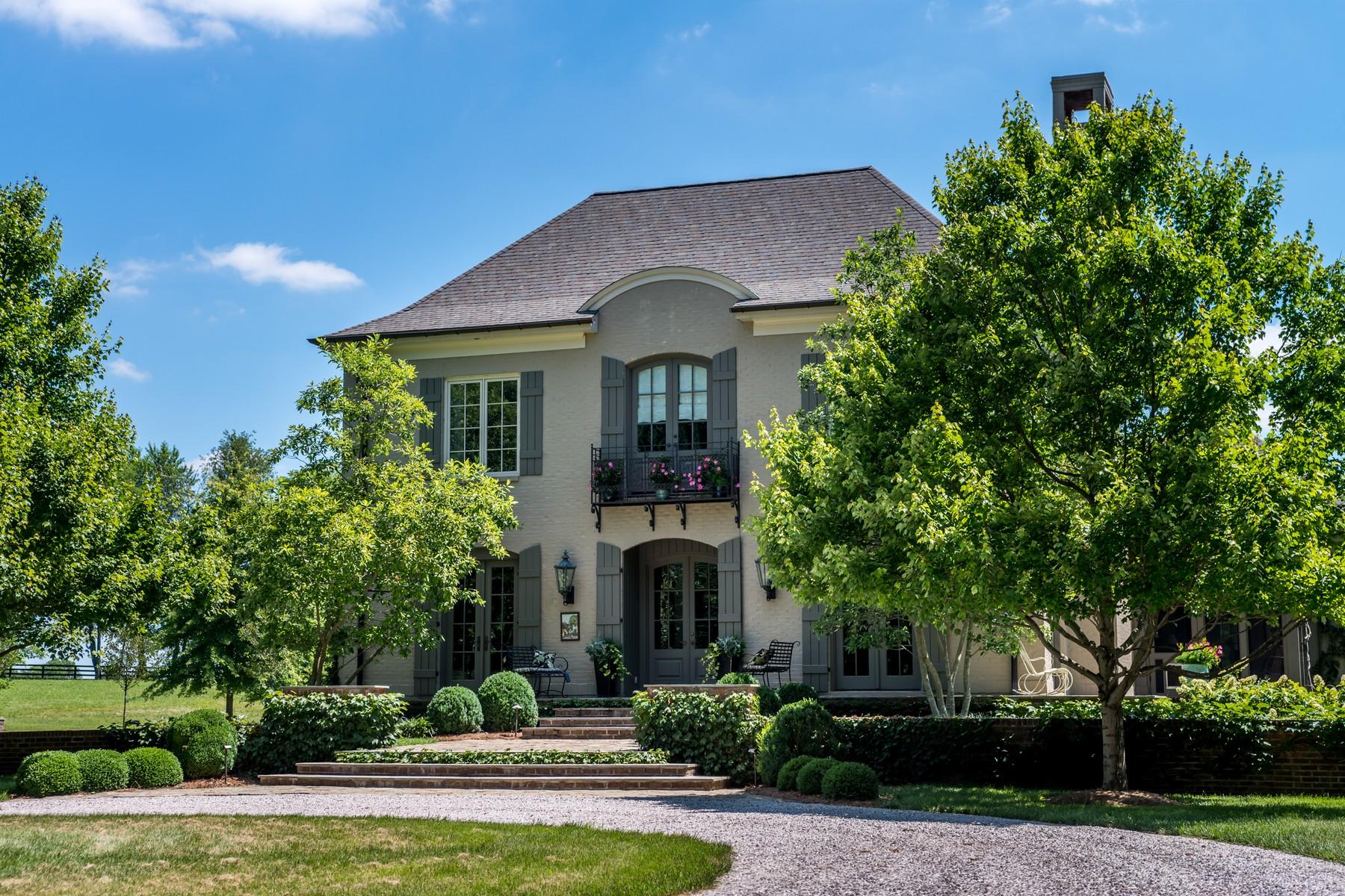 一戸建て のために 売買 アット 701 The Grange Lane Lexington, ケンタッキー, 40511 アメリカ合衆国