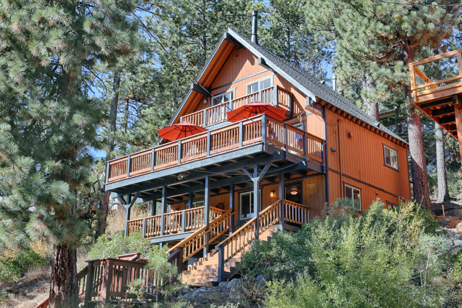 Single Family Home for Active at 14480 E Reed Avenue Truckee, California 96161 United States