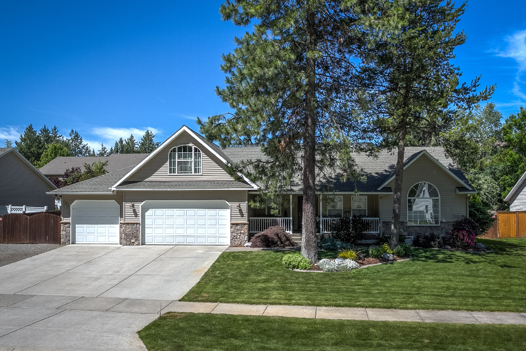 Single Family Home for Sale at Cumberland Meadows 5519 n Wade Coeur D Alene, Idaho, 83815 United States