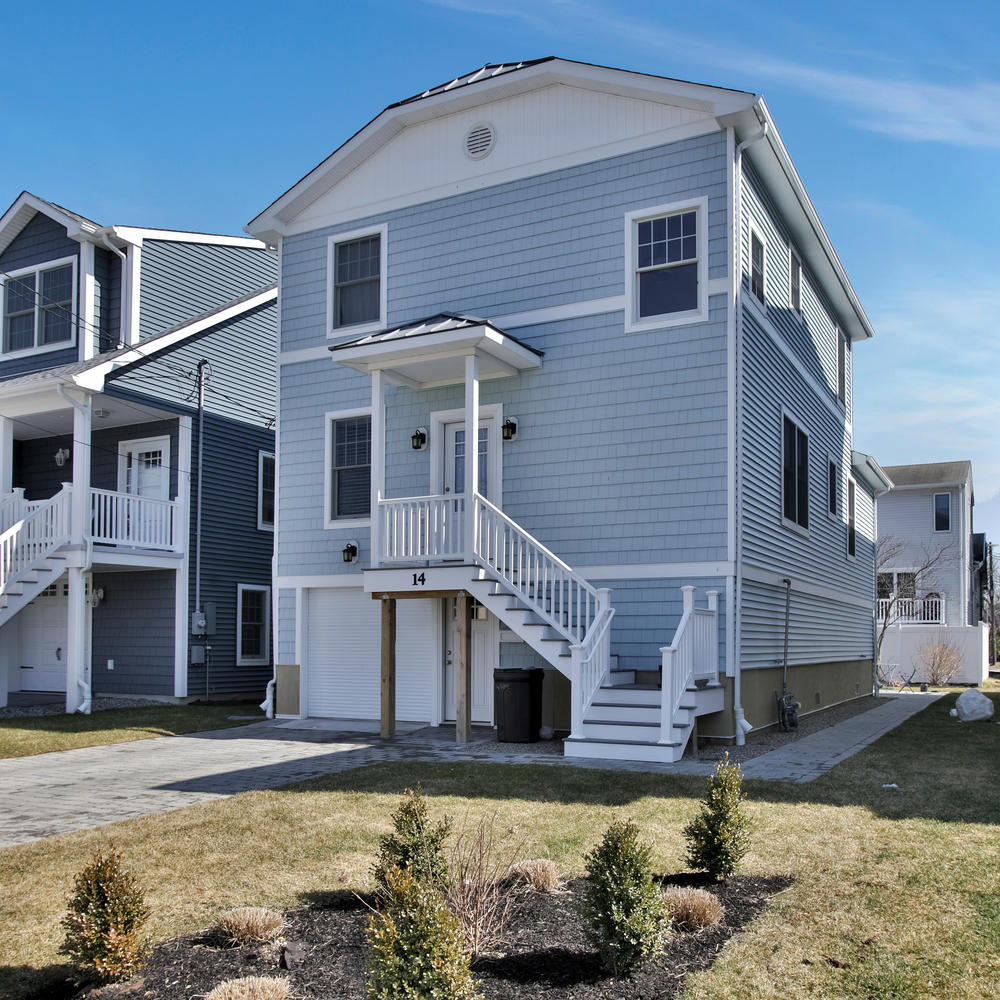 Single Family Home for Sale at Perfect Beach Home! 14 Sims Avenue Manasquan, New Jersey, 08736 United States
