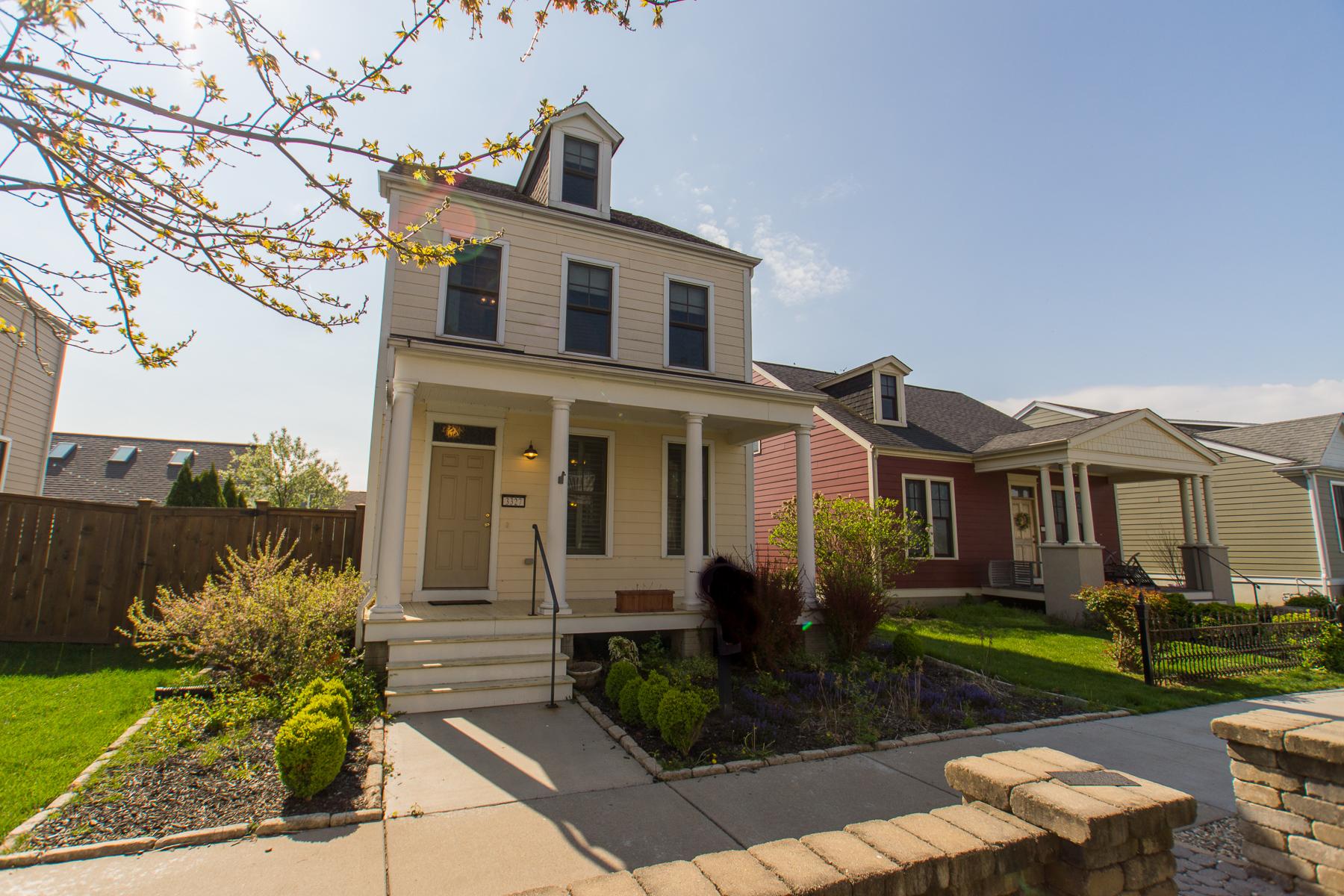 独户住宅 为 销售 在 North Canal Way 3327 North Canal Way 圣查尔斯, 密苏里州, 63301 美国