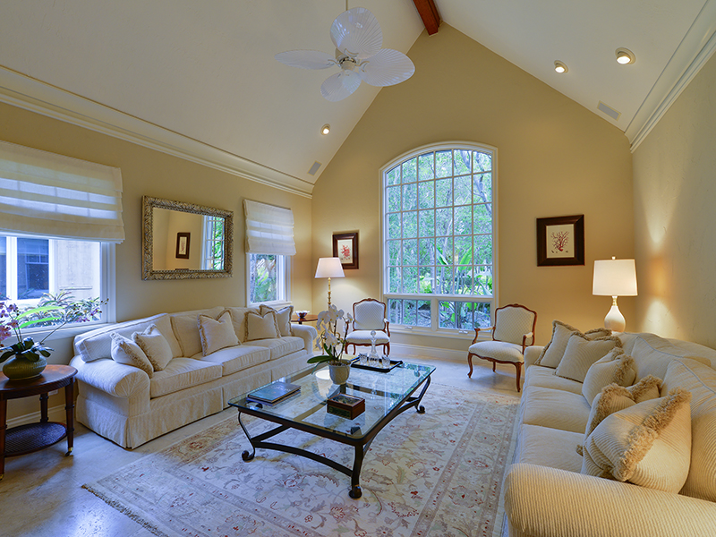 Single Family Home for Sale at Tranquility at Ocean Reef 20 North Bridge Lane Ocean Reef Community, Key Largo, Florida 33037 United States