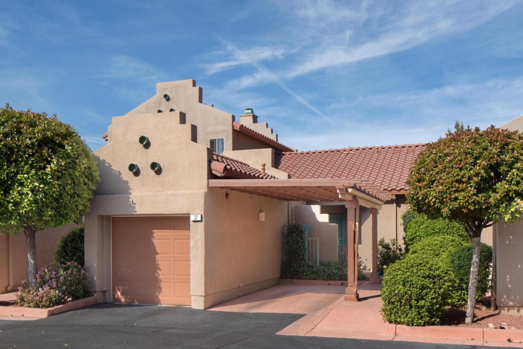 Таунхаус для того Продажа на Lovely townhome in Sedona 37 Desert Willow Lane Sedona, Аризона, 86336 Соединенные Штаты
