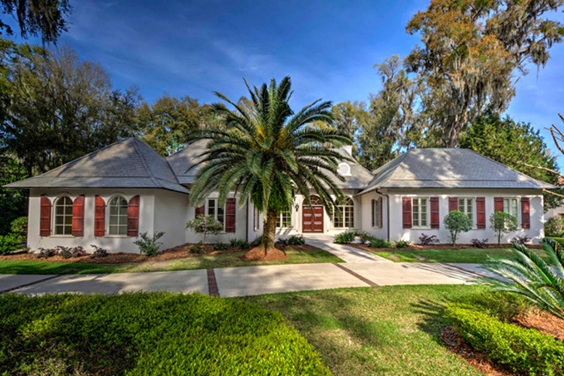 獨棟家庭住宅 為 出售 在 112 Hawkins Island Circle St. Simons Island, 喬治亞州, 31522 美國