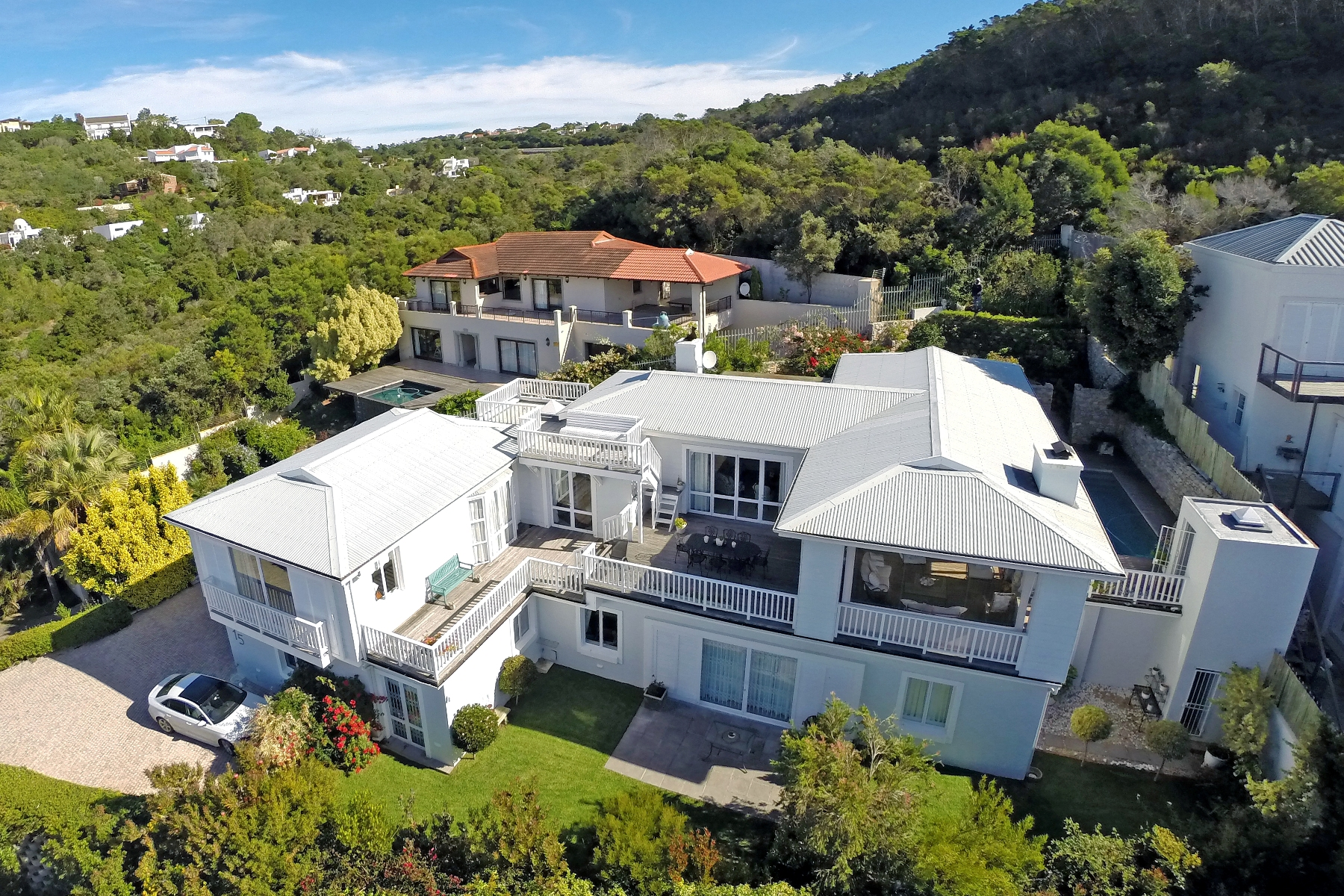 Single Family Home for Sale at Elegant home with a view Plettenberg Bay, Western Cape, 6600 South Africa