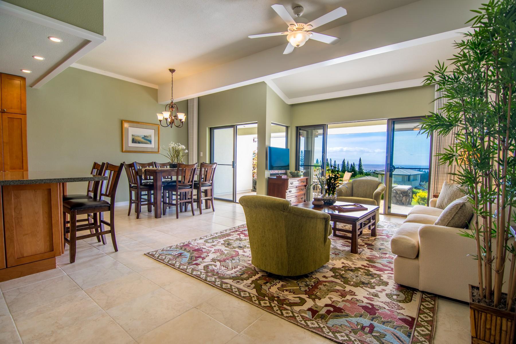 Condominium for Sale at Luxury Kapalua Golf Villa 500 Kapalua Drive, Golf Villas 24P7-8 Kapalua, Hawaii, 96761 United States