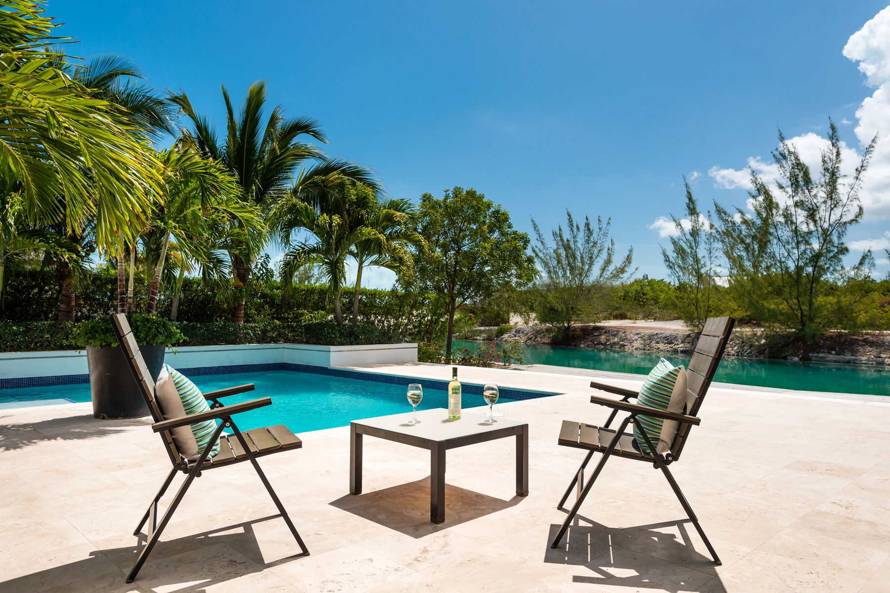 Property For Sale at Contemporary Caribbean Waterfront Villa