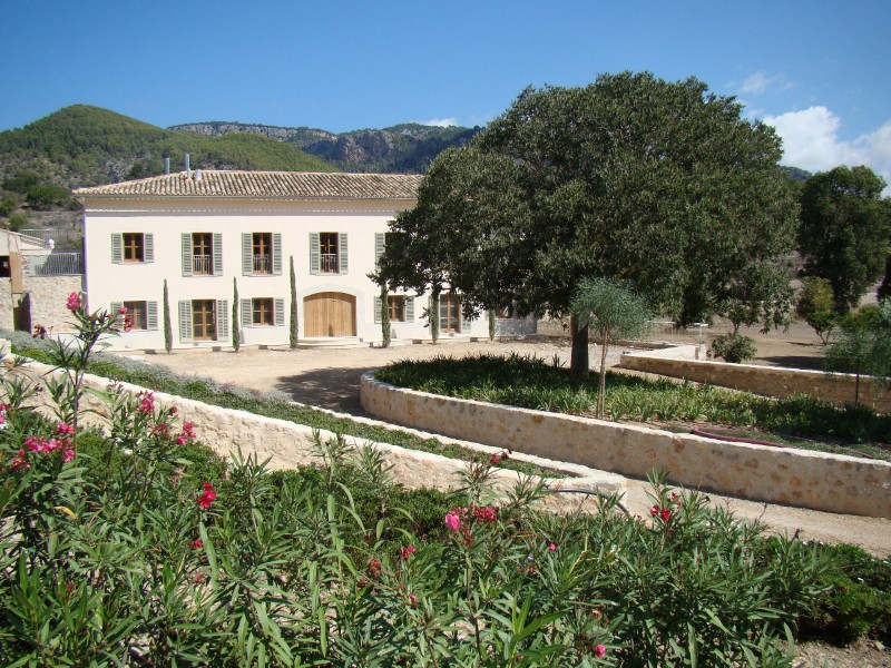 Property Of 300 Years-old Renovated Finca in Puigpunyent