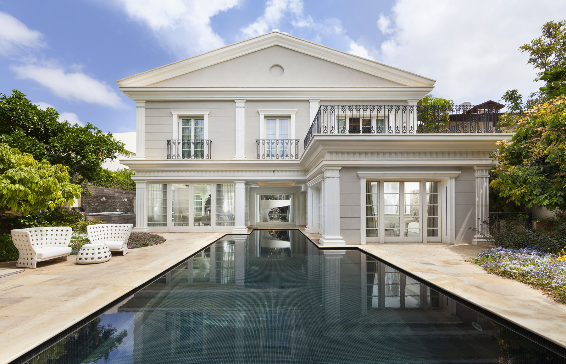 Property For Sale at Captivating Architectural Neo-Classic Style Villa