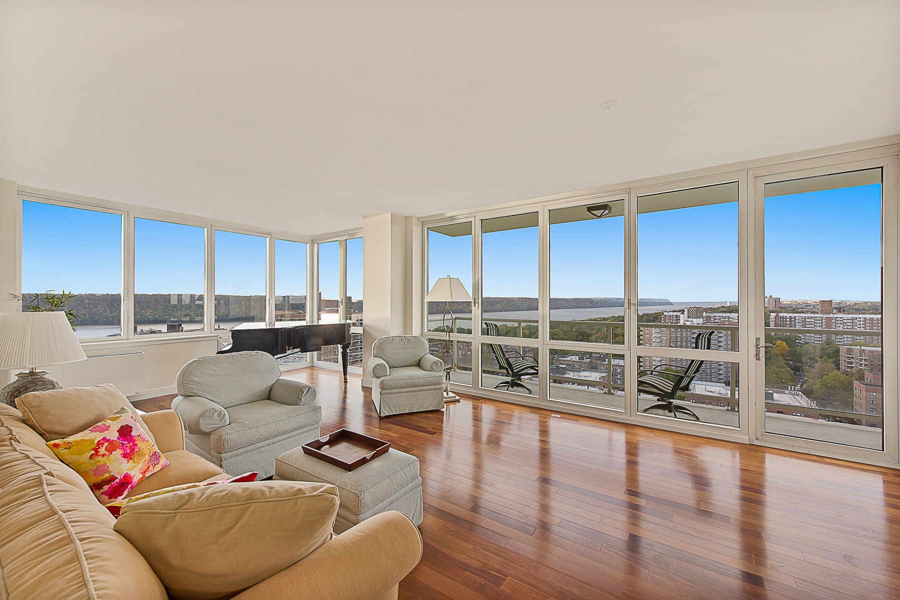 Condominium for Sale at BEST 3 BR CONDO WITH RIVER VIEWS 640 West 237 Street 19C Riverdale, New York, 10463 United States