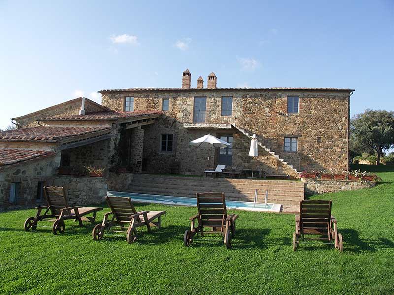 Nhà ở một gia đình vì Bán tại Beautiful hamlet totally restored Poggio di Sopra Montalcino, Siena 53024 Ý