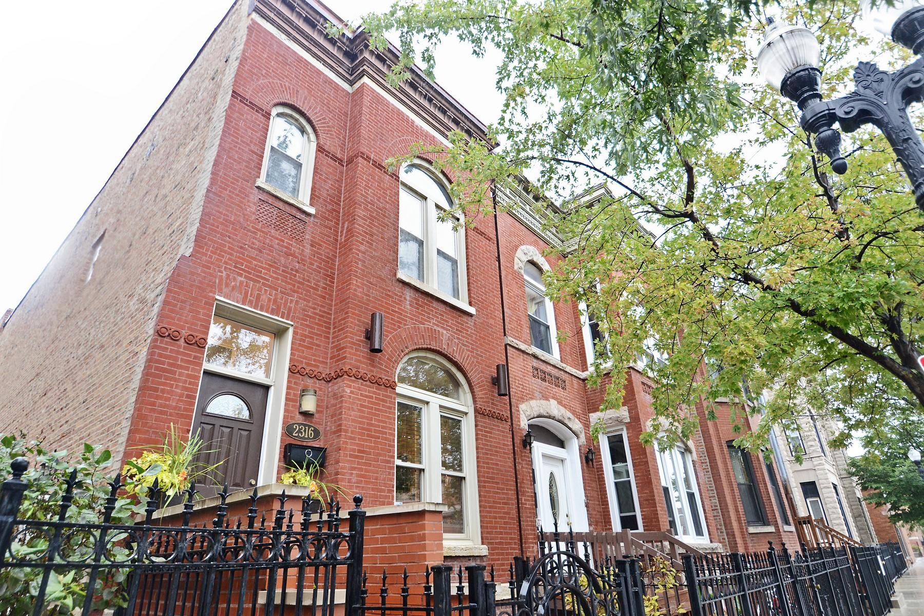 Nhà ở nhiều gia đình vì Bán tại Great Investment Opportunity! 2316 W Taylor Street Near West Side, Chicago, Illinois 60612 Hoa Kỳ