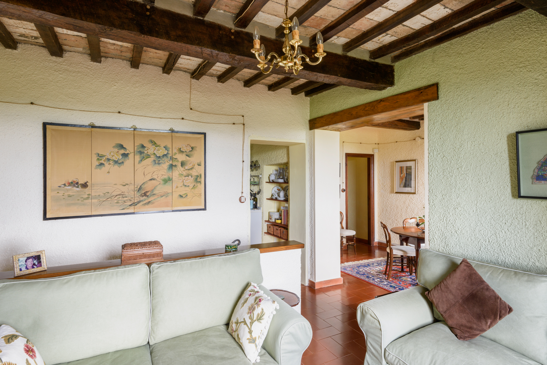 Additional photo for property listing at Country home with views of the Mount Argentario and Giglio Island Semproniano Semproniano, Grosseto 58055 Italy