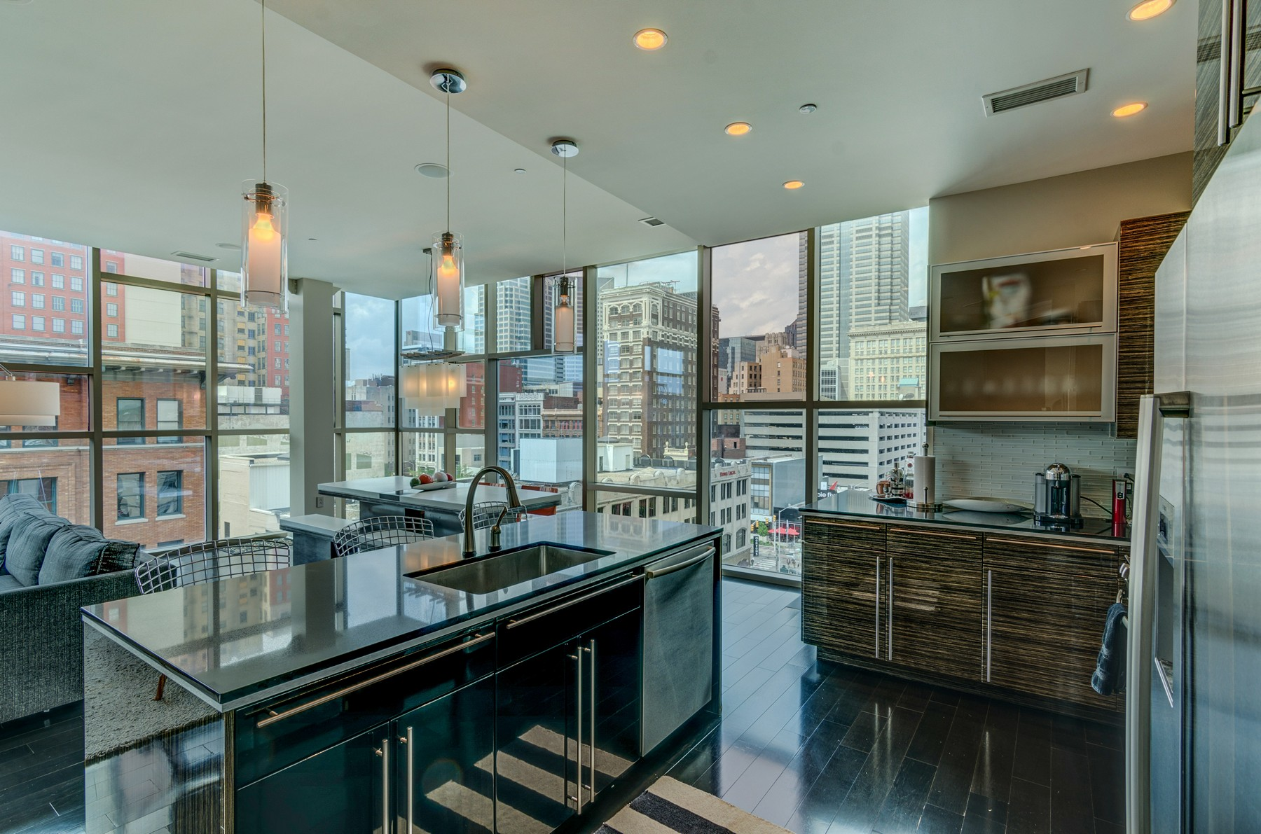 Condominium for Sale at Sweeping Views of Skyline 1 Virginia Avenue Indianapolis, Indiana, 46204 United States