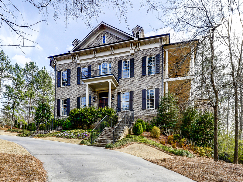 Single Family Home for Sale at Custom Certifiied Earthcraft Home In Chastain/Londonberry 440 Kenbrook Drive Sandy Springs, Georgia 30327 United States