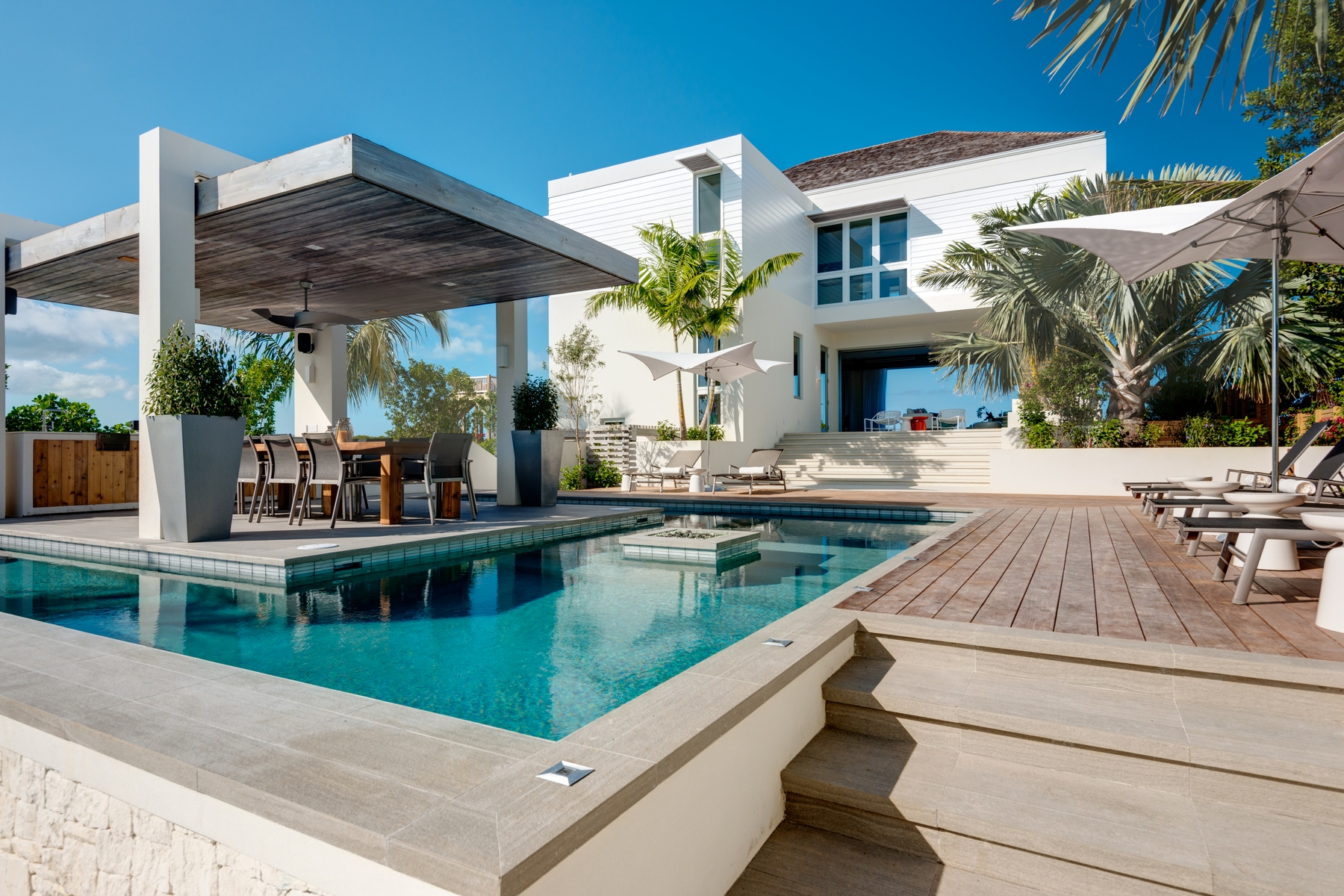Single Family Home for Sale at The Dunes Villa 1 ~ Managed by Grace Bay Resorts North Shore Beachfront Turtle Cove, Providenciales, TC Turks And Caicos Islands