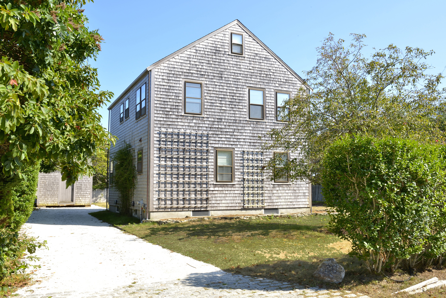 Single Family Home for Sale at Wonderful and Unique Opportunity 20 Arlington Avenue Nantucket, Massachusetts 02554 United States