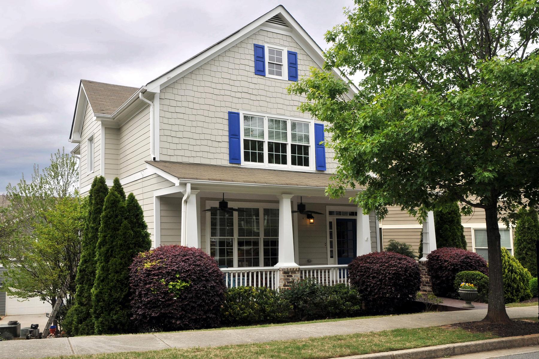 独户住宅 为 销售 在 Charming Traditional Cottage-style Home 1572 Gilstrap Lane NW 亚特兰大, 乔治亚州, 30318 美国
