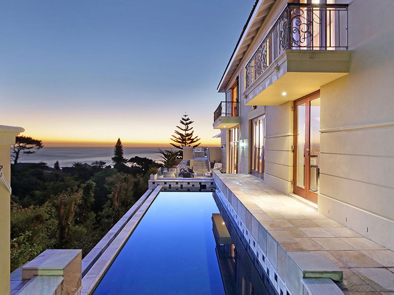 Single Family Home for Sale at Magnificent Tuscan Villa Cape Town, Western Cape, 8005 South Africa
