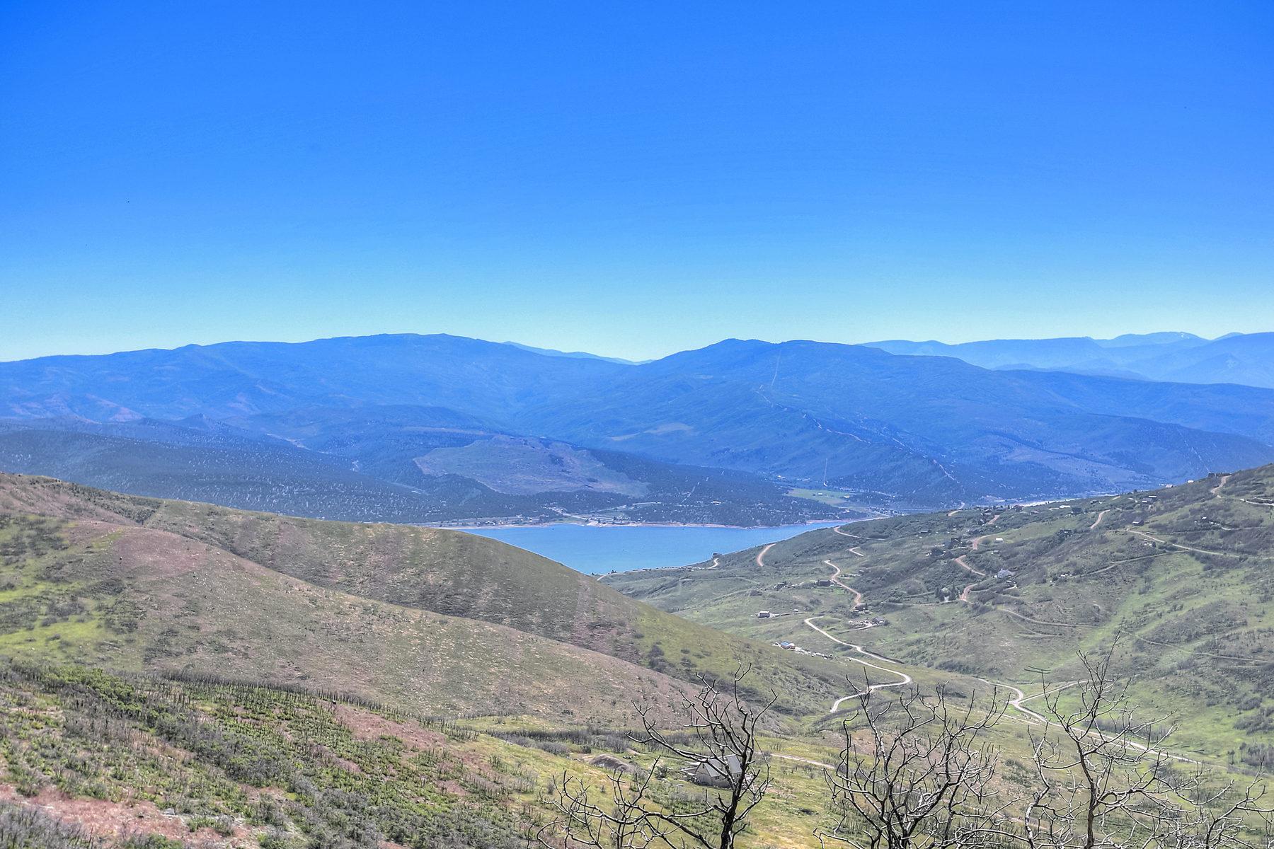 Terrain pour l Vente à Promontory Summit Homesite 9474 Panorama Dr Park City, Utah 84098 États-Unis