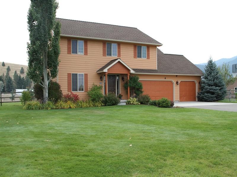 Casa para uma família para Venda às 4425 Sundown Road Missoula, Montana 59804 Estados Unidos